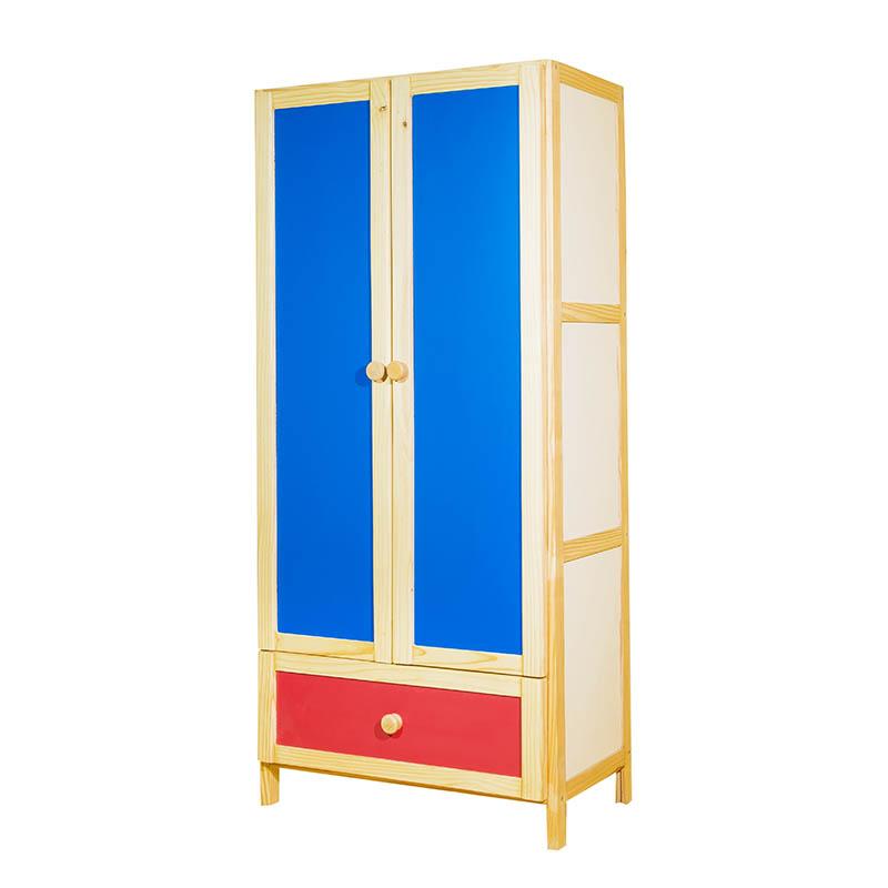 6Ft 2 Door Wardrobe 2