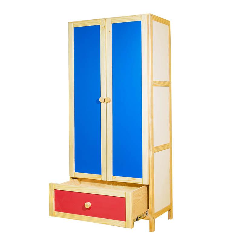 6Ft 2 Door Wardrobe 5