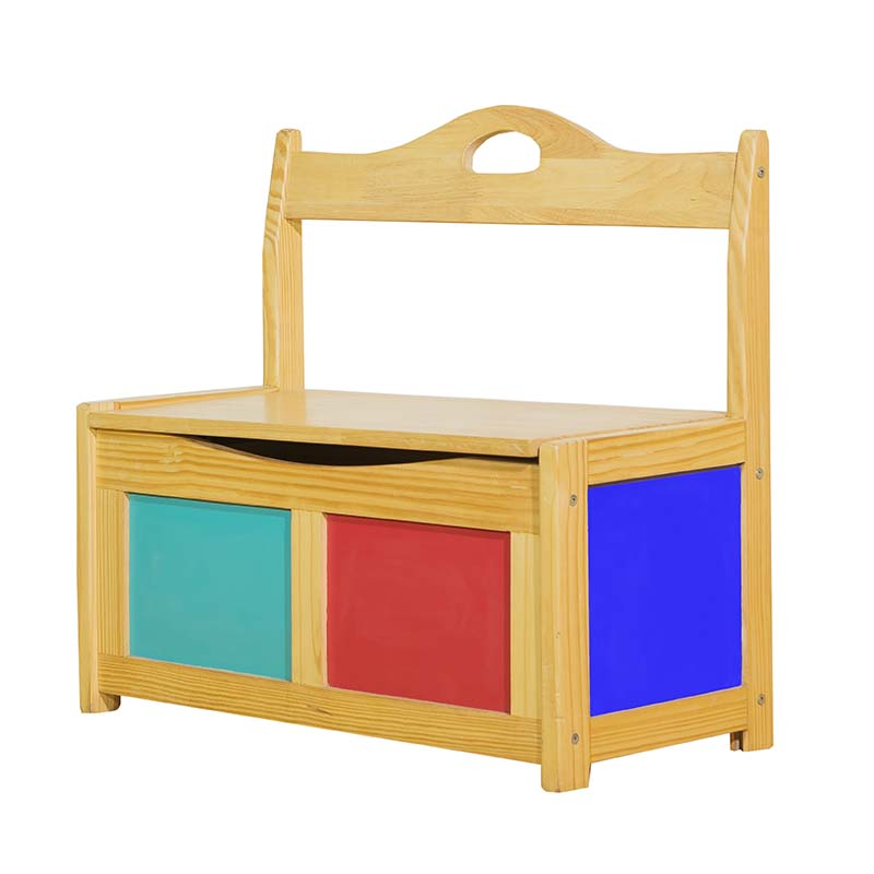 Bench Toy Box 3