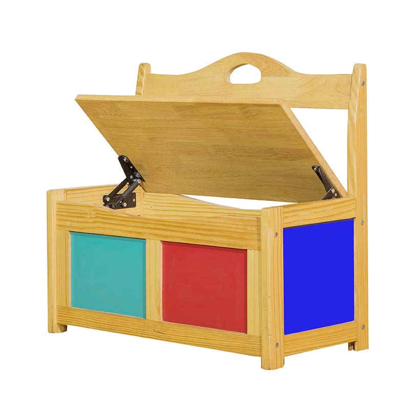 Bench Toy Box 4